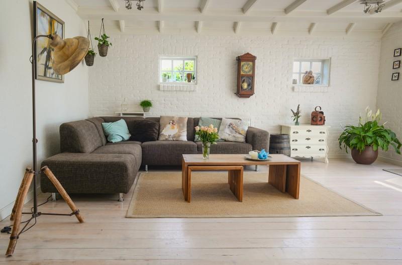 Ferm Living – eksotisk og rustikt interiør