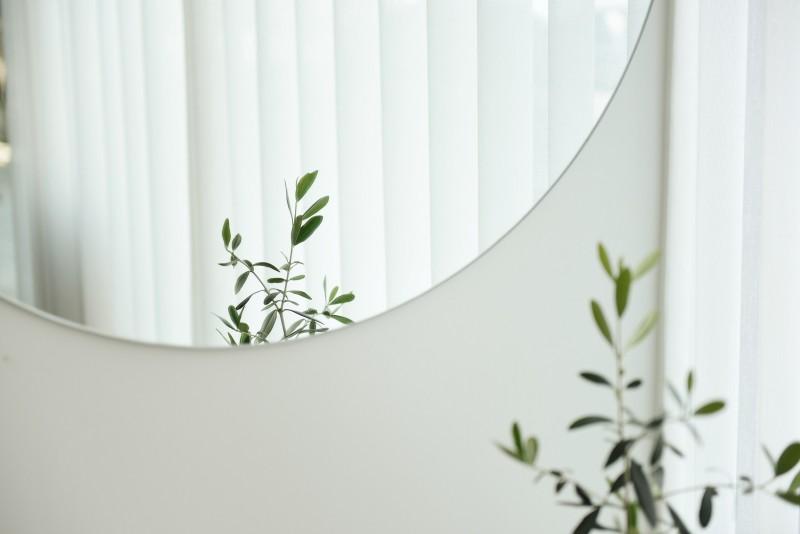 Spejle efter mål giver dig mulighed for at tilpasse spejlet til dit hjem