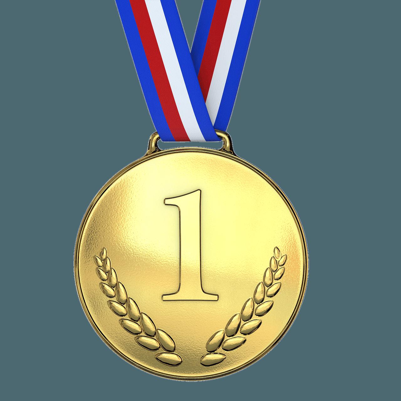 Flotte medaljer til alle sportsgrene - find dem online